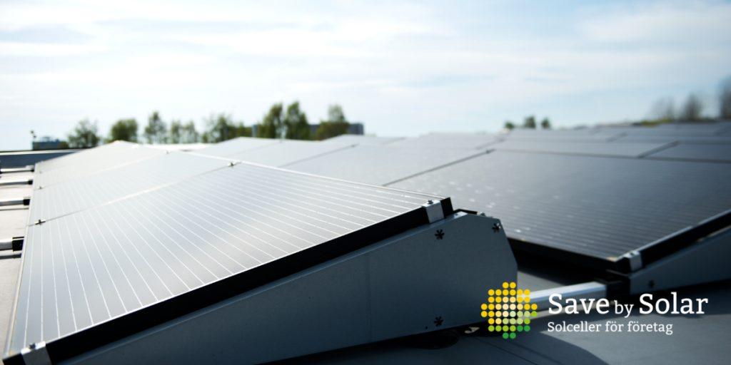 Vasakronan ramavtal solceller med save by solar