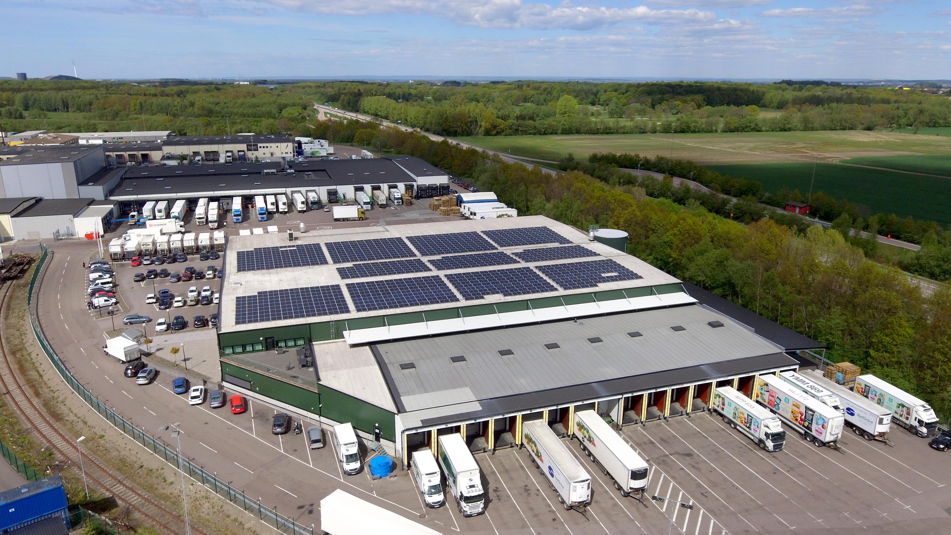 SydGrönt installerar solceller med Save by Solar