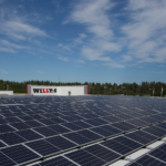 Axfood installerar solceller hos Willys