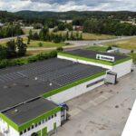 Miljöföretaget Econova har installerat solceller med Save by Solar