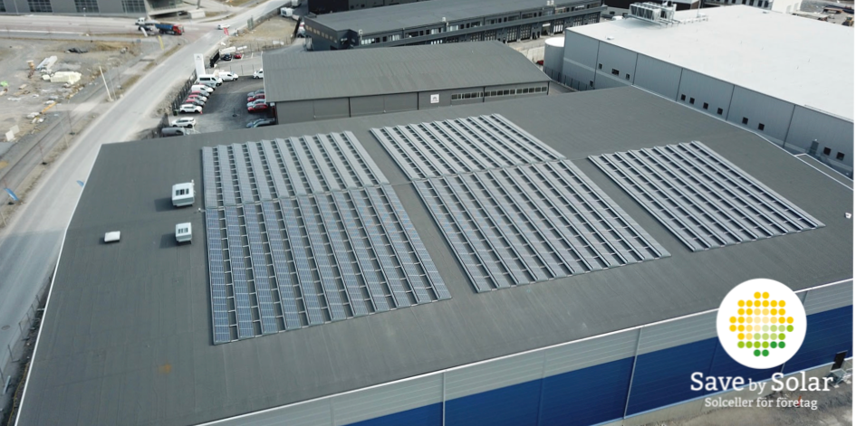 Solceller med Leje Fastigheter i Haninge