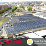 Enequi och Save by Solar startar ett nytt samarbete kring produktion, energilagring och styrning av el i fastigheter.