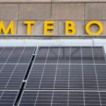 Tomteboda har Stockholms största solcellsanläggning